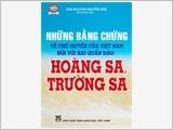Chủ quyền của Việt Nam đối với hai quần đảo Hoàng Sa và Trường Sa