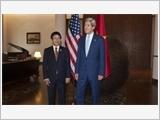 Phó Thủ tướng Phạm Bình Minh tiếp xúc song phương bên lề AMM-47