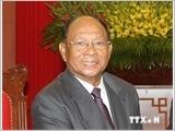 Chủ tịch Quốc hội Cam-pu-chia bắt đầu thăm Việt Nam