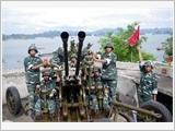 Phát huy truyền thống đánh thắng trận đầu, bảo vệ vững chắc vùng trời, chủ quyền, biển, đảo Tổ quốc
