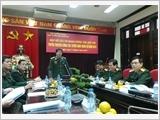 Các nhà trường quân đội đẩy mạnh đổi mới căn bản, toàn diện công tác giáo dục và đào tạo