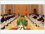 Thông cáo chung Việt Nam - Ấn Độ