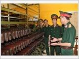 Ngành Kỹ thuật quân đội trước yêu cầu nhiệm vụ trong tình hình mới