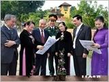 Phát huy vai trò của Quân đội nhân dân Việt Nam trong sự nghiệp xây dựng khối đại đoàn kết toàn dân tộc