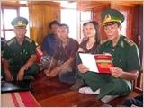 Công tác tuyên truyền, phổ biến, giáo dục pháp luật cho cán bộ, nhân dân trong khu vực của Bộ đội Biên phòng Hải Phòng