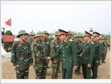 Quân khu 4 xây dựng lực lượng vũ trang vững mạnh, đáp ứng yêu cầu bảo vệ Tổ quốc trong thời kỳ mới