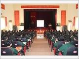 Lực lượng vũ trang tỉnh Lai Châu thực hiện tốt công tác quốc phòng, quân sự địa phương