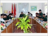 Tỉnh Kiên Giang tăng cường phối hợp giữa các lực lượng trong thực hiện nhiệm vụ quốc phòng - an ninh