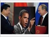 Những chuyển động mới trong quan hệ Mỹ - Nga - Trung Quốc hiện nay