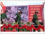Quân khu 5 xây dựng lực lượng vũ trang vững mạnh về chính trị