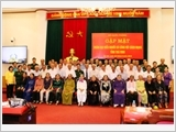 Đoàn đại biểu người có công với cách mạng tỉnh Trà Vinh thăm Bộ Quốc phòng