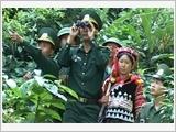 Bộ đội Biên phòng Điện Biên thực hiện hiệu quả Chỉ thị 03 của Bộ Chính trị