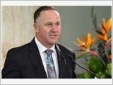 Thủ tướng New Zealand John Key bắt đầu thăm chính thức Việt Nam