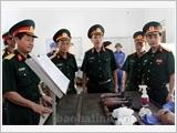 Hà Tĩnh đẩy mạnh xây dựng nền quốc phòng toàn dân