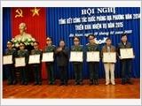 Tỉnh Hà Nam tăng cường quản lý nhà nước về quốc phòng