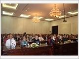Bộ Quốc phòng gặp mặt Đoàn đại biểu Người có công tỉnh Bà Rịa – Vũng Tàu
