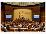Quốc hội thông qua Luật Quân nhân chuyên nghiệp Công nhân, Viên chức Quốc phòng