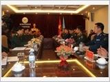 Hội đàm hợp tác Việt Nam – Trung Quốc trong hoạt động gìn giữ hòa bình của Liên hợp quốc