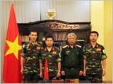 Quân đội nâng cao hiệu quả tham gia hoạt động gìn giữ hòa bình của Liên hợp quốc