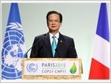 Thủ tướng Nguyễn Tấn Dũng phát biểu tại Phiên toàn thể COP-21