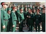 Trường Sĩ quan Chính trị với sự nghiệp xây dựng Quân đội về chính trị