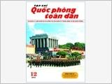 TẠP CHÍ QUỐC PHÒNG TOÀN DÂN số 12-2015