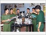 Trường Sĩ quan Công binh tập trung nâng cao chất lượng giáo dục và đào tạo