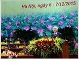 Toàn văn bài phát biểu của đồng chí Tổng Bí thư Nguyễn Phú Trọng tại Đại hội Thi đua yêu nước toàn quốc lần thứ IX
