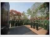 Sư đoàn 316 nâng cao hiệu quả công tác đảng, công tác chính trị trong huấn luyện
