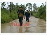 Bộ đội Biên phòng Gia Lai thực hiện tốt Luật Biên giới quốc gia