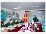 Nâng cao chất lượng công tác kế hoạch và đầu tư, đáp ứng nhiệm vụ quân sự, quốc phòng