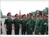 """Trường Sĩ quan Lục quân 1 xây dựng đội ngũ cán bộ, giảng viên """"vừa hồng, vừa chuyên"""""""