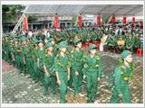 Đoàn thanh niên Cộng sản Hồ Chí Minh với sự nghiệp xây dựng và bảo vệ Tổ quốc hiện nay