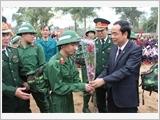 Công tác tuyển chọn và gọi công dân nhập ngũ ở tỉnh Hòa Bình