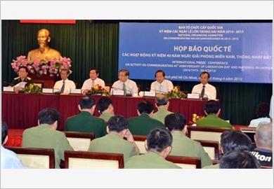 Đại thắng mùa xuân 1975 - vận dụng những bài học kinh nghiệm vào sự nghiệp xây dựng và bảo vệ Thành Phố Hồ Chí Minh