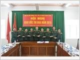 Công tác tư tưởng của Trường Sĩ quan Pháo binh - kết quả và kinh nghiệm