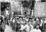Những chặng đường vẻ vang Hà Nội, thành phố Hồ Chí Minh vì cả nước, với cả nước