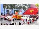 Hoạt động kỷ niệm Ngày Giải phóng miền Nam, thống nhất đất nước