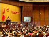 Khai mạc trọng thể Kỳ họp thứ Chín Quốc hội Khóa XIII