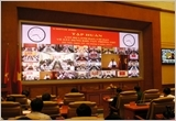 """""""Thế trận lòng dân"""" - nội dung quan trọng hàng đầu của xây dựng khu vực phòng thủ tỉnh, thành phố"""
