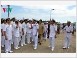 Vùng 5 Hải quân đẩy mạnh công tác đối ngoại quân sự