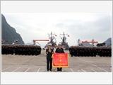 Phong trào Thi đua Quyết thắng ở Vùng 1 Hải quân