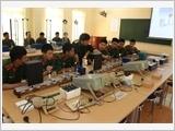 Trường Sĩ quan Tăng thiết giáp bám sát thực tiễn, nâng cao chất lượng giáo dục - đào tạo