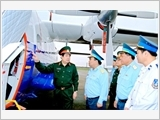 Làm theo lời Bác, Lữ đoàn Không quân 918 thực hiện tốt công tác an toàn bay