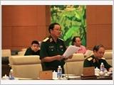 Đề nghị xây dựng Luật Quân nhân chuyên nghiệp và công nhân, viên chức quốc phòng