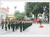 Xây dựng Đoàn nghi lễ Quân đội vững mạnh toàn diện ngang tầm yêu cầu, nhiệm vụ