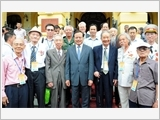 Gặp mặt kỷ niệm 70 năm Cách mạng Tháng Tám và Quốc khánh 02-9