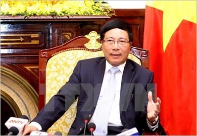 Ngoại giao Việt Nam phát huy truyền thống vẻ vang, đóng góp xứng đáng vào sự nghiệp xây dựng và bảo vệ Tổ quốc