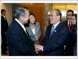 Chủ tịch Quốc hội Nguyễn Sinh Hùng dự phiên khai mạc Hội nghị các Chủ tịch Quốc hội trên thế giới lần thứ Tư