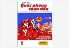 TẠP CHÍ QUỐC PHÒNG TOÀN DÂN số 9-2015